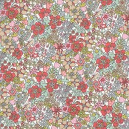Liberty Fabric, Flower Tops