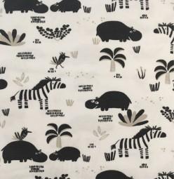 JERSEY Zebra Hippo