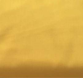 Baumwolle Uni Gelb, 140 cm breit