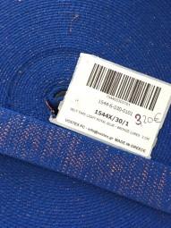 Gurtband royal blau bronze 3cm