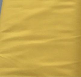 Baumwolle Uni Gelb sehr leuchtend, 140 cm breit