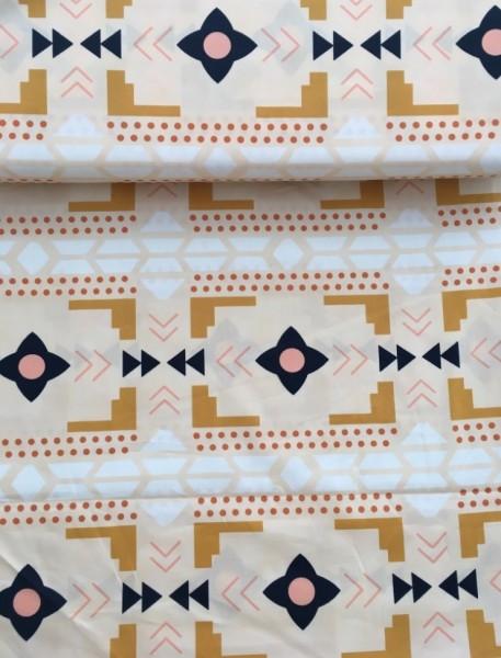 Baumwolle geometrisch