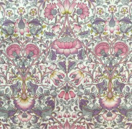 Liberty Fabric, rose sweet