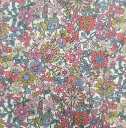 Liberty Fabric, Flowers sweet