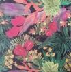 Canvas tropic bunt