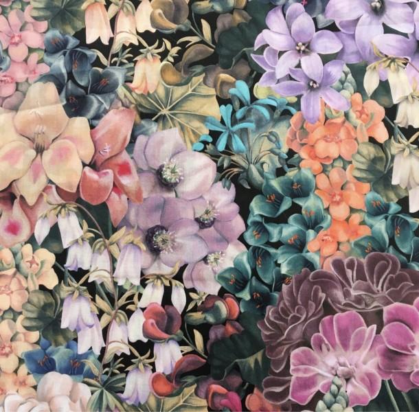 Liberty Fabric, Blumen