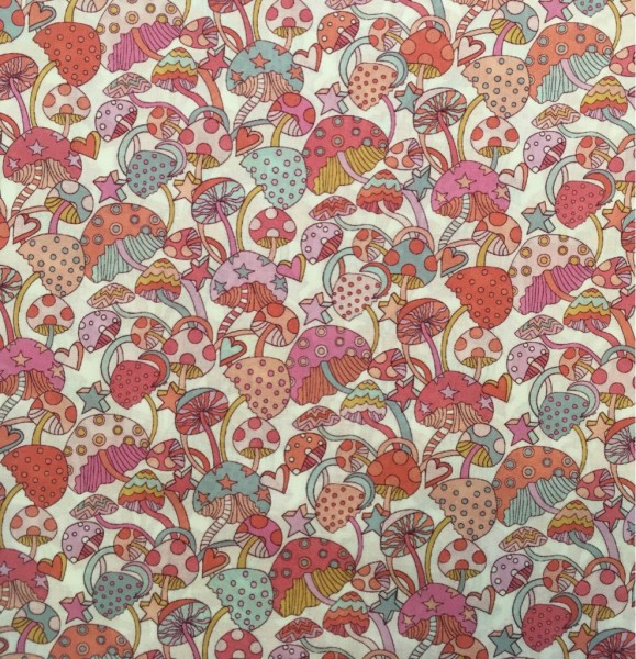 Liberty Fabric, Wunderpilze